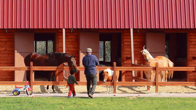 Les centres questres confront s une nouvelle s rie d - Centre equestre jardin acclimatation ...