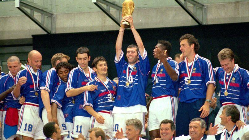 Que sont devenus les bleus de france 98 - France 98 coupe du monde ...
