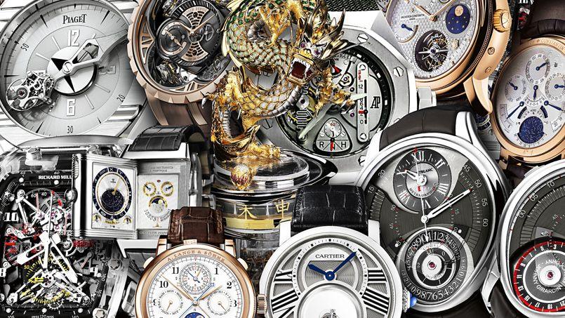 La v ritable histoire du salon international de la haute - Salon de l horlogerie ...