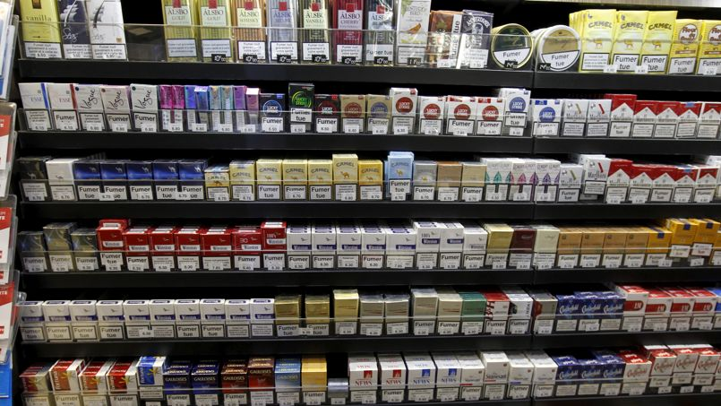 Des cigarettiers pr ts relancer la guerre des prix - Prix cigarette electronique bureau de tabac ...
