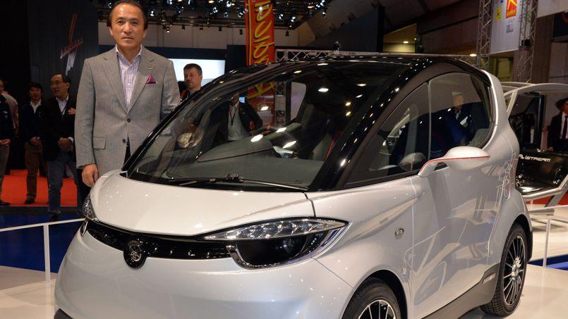 yamaha construira sa voiture 2 places en europe en 2019. Black Bedroom Furniture Sets. Home Design Ideas