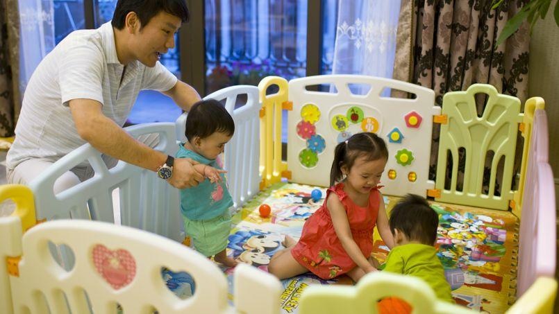 Shangha la famille nombreuse reste un luxe for Les problemes de la famille nombreuse