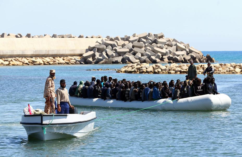 En deux jours, des milliers de migrants secourus en Méditerranée