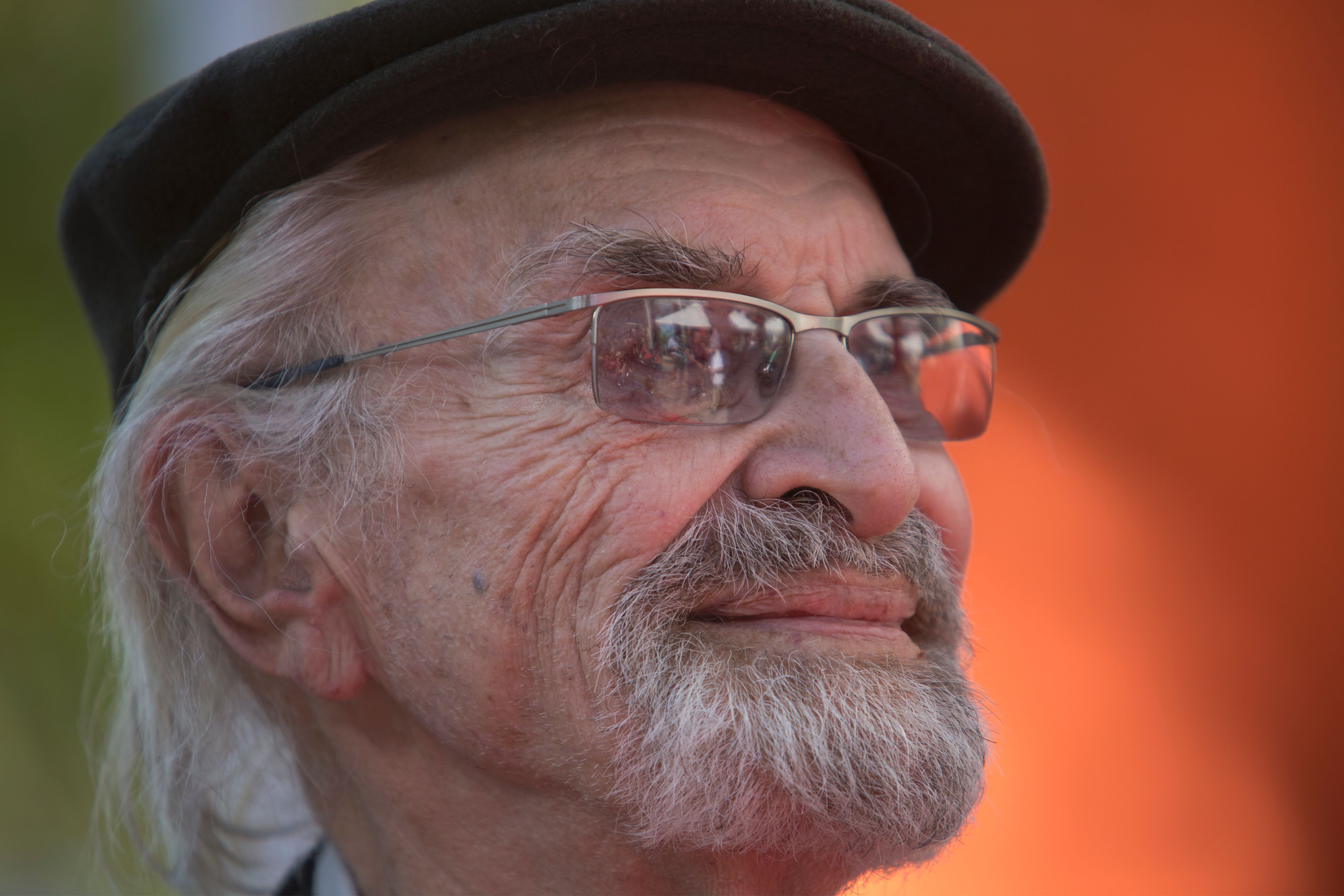 Martin Landau en septembre 2016
