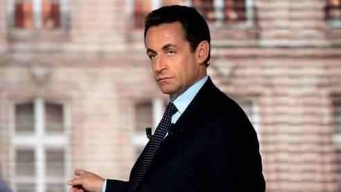 Seul un tiers des Français soutient Nicolas Sarkozy