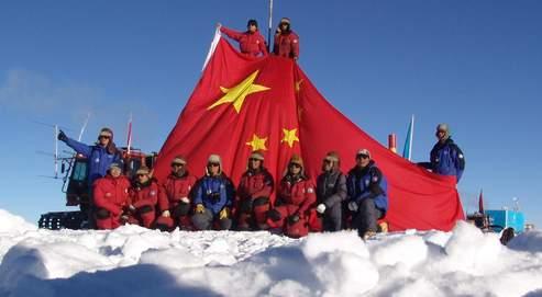 La Chine, une puissance «polaire» en devenir