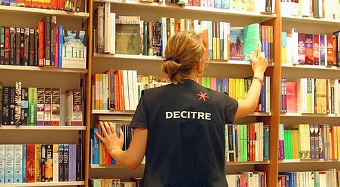 Le libraire Decitre change de mains
