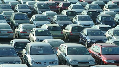 Le marché européen de l'automobile a chuté de 7,8% en 2008