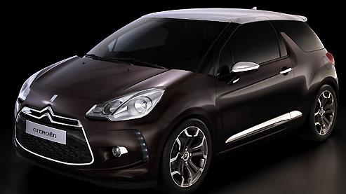 Avec la DS, Citroën lance une deuxième ligne de modèles