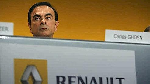 Renault reste bénéficiaire, 2009 sera difficile