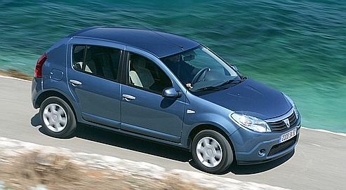Dacia eco2: la voiture à bas coût et faible pollution