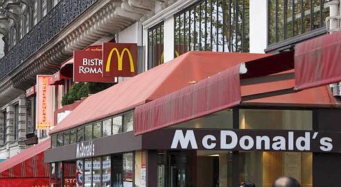 McDonald's prend l'autorouteavec Autogrill