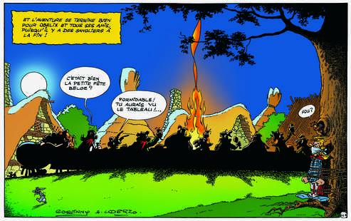Les 50 secrets d 39 ast rix - Asterix gratuit ...