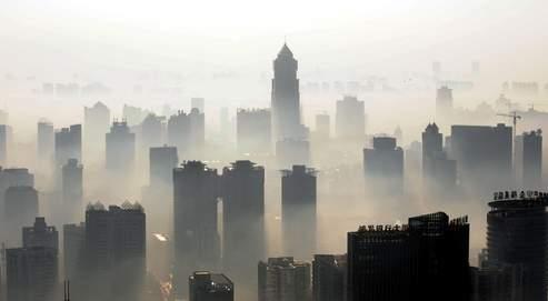 La hausse vertigineuse des gaz à effet de serre