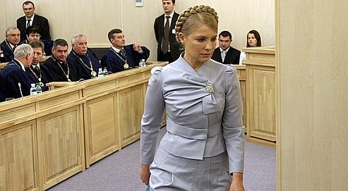 Ukraine : Timochenko jette l'éponge face à Ianoukovitch
