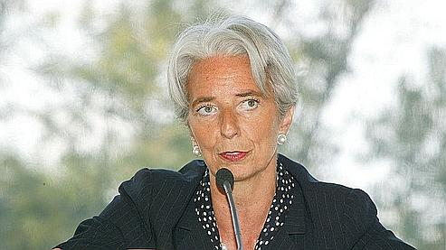 Christine Lagarde appelle Berlin à modifier sa politique