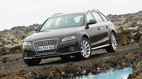 L'Audi Allroad au format A4