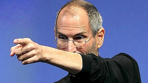 Steve Jobs s'en prend personnellement au Flash