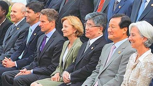 G20 : Yuan, régulation et austérité déjà évoqués
