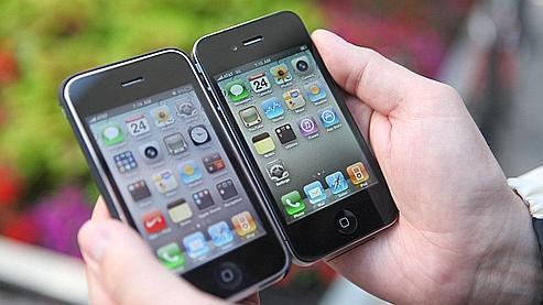 Apple minimise les problèmes de réception de l'iPhone 4