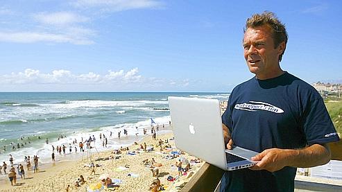 Internet en vacances : les conseils et les pièges
