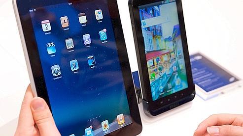 Dépasser l'iPad en deux mois, l'ambitieux pari de Samsung