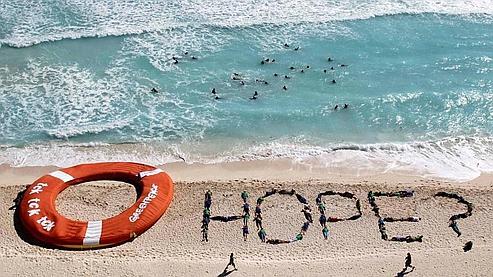 Un accord trouvé sur le climat à Cancun