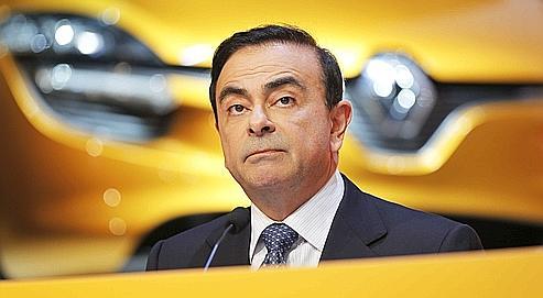 Pas de dérapage lors de l'assemblée de Renault