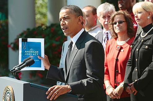 Barack Obama accélère son plan emploi