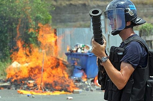 Troubles sociaux : mort d'un manifestant à Mayotte