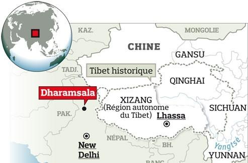 Le combat du premier ministre tibétain