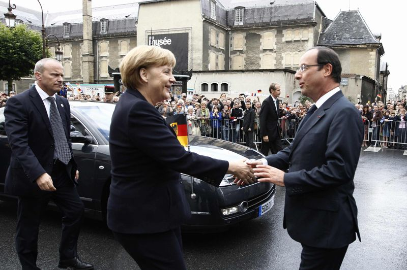 Rencontre reims hollande merkel
