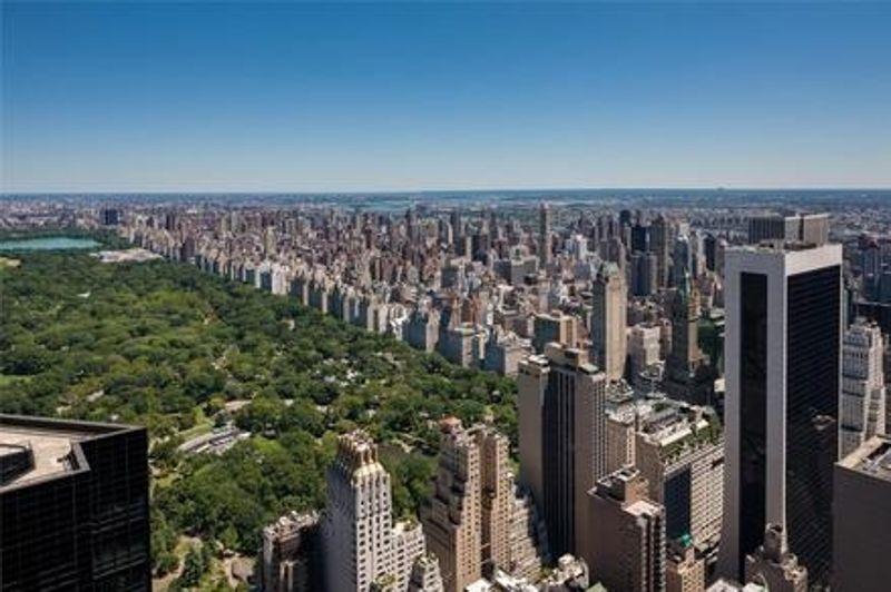 Quoi ressemble un appartement 100 millions - Appartement a vendre a new york ...