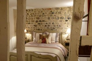 Normandie nos plus belles chambres d 39 h tes for Chambre campagne chic