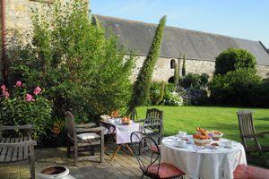 Normandie nos plus belles chambres d 39 h tes - Plus belles maisons de france ...