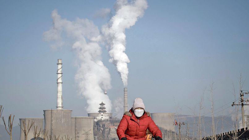 Le record de concentration en CO2 dans l'air va être atteint