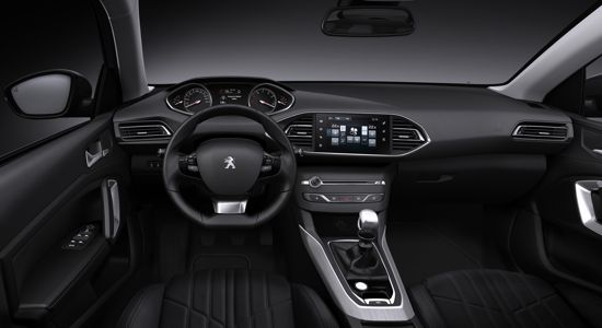 la nouvelle peugeot 308 une audace contenue. Black Bedroom Furniture Sets. Home Design Ideas