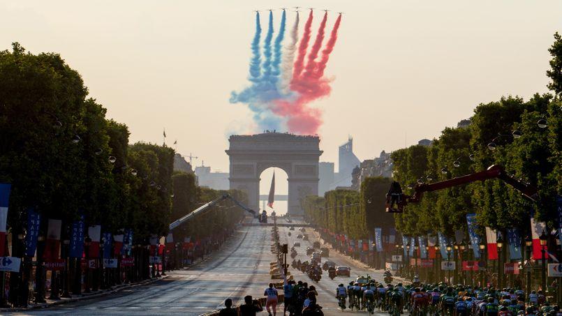 Tour De France Champs Elysees Circuit