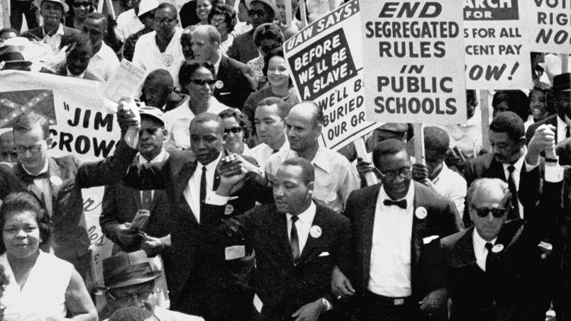 Il y a cinquante ans, Martin Luther King faisait un rêve