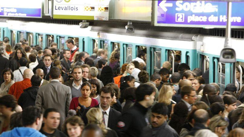 L'art et la manière de supporter le métro à Paris