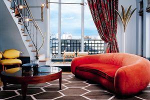 Un appartement privé par Dimore Studio.