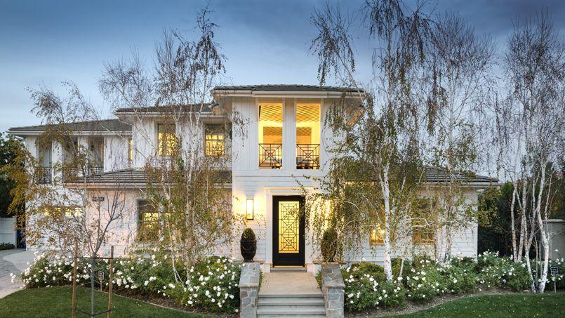 Les plus belles maisons de nos amies les stars - Villa los angeles a vendre ...