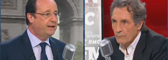 Hollande : «Je n'ai rien à perdre»