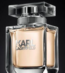 Parfums: le nouveau Karl Lagerfeld pas à la hauteur des attentes