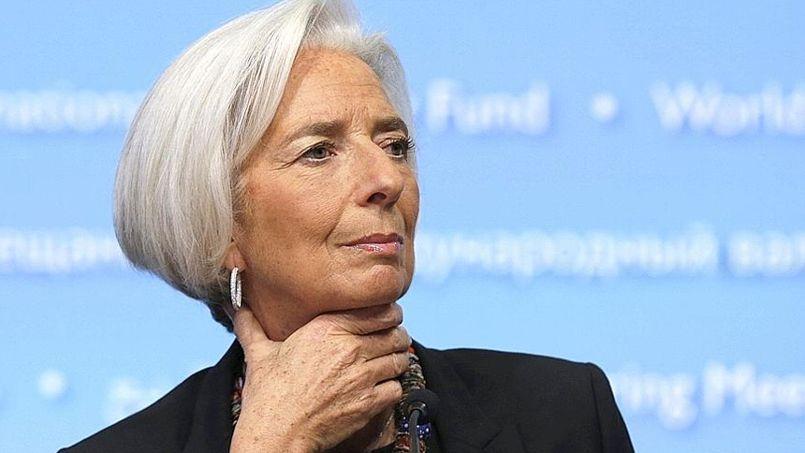Lagarde : «La France doit passer des paroles aux actes»