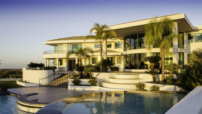 Eddie murphy n 39 arrive pas vendre sa maison - La maison wicklow hills par odos architects ...