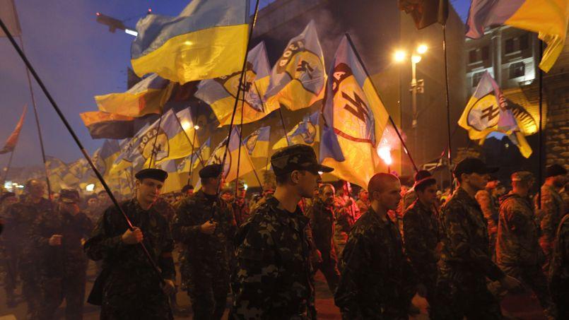 Les idées nationalistes du Secteur droit prospèrent en Ukraine