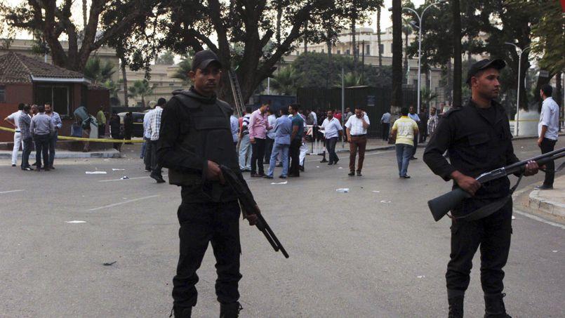 L'armée égyptienne frappée par le terrorisme