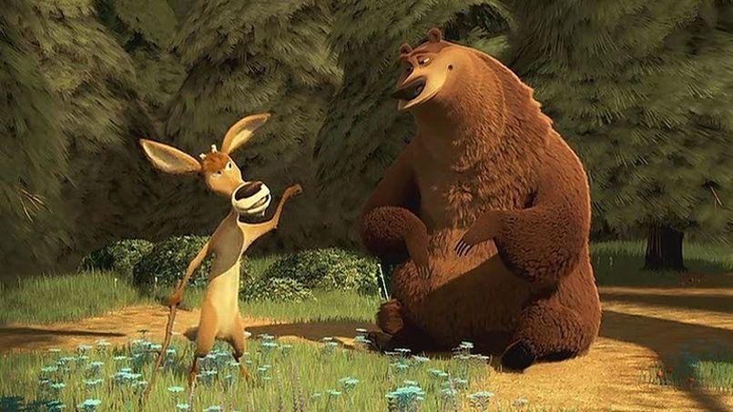 Paddington et ses fr res ours rois du cin ma - Dessin d un ours ...