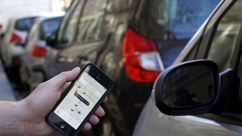 Colère des taxis: UberPop sera interdit en France au 1er janvier